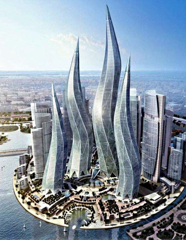 Crackdown dubai towers